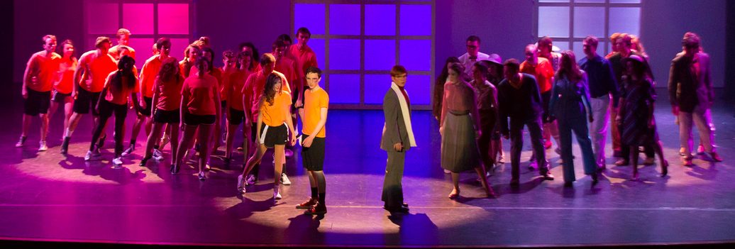 I'm Free/Heaven Help the Man, Footloose 2014