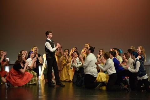 Make 'em Laugh, Broadway Extravaganza 2017