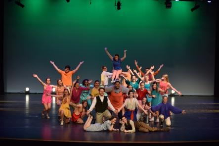 Supercalifragilisticexpialidocious, Broadway Extravaganza 2017