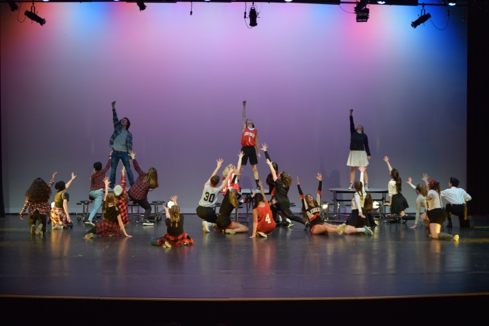 Stick to the Status Quo, Broadway Extravaganza 2017