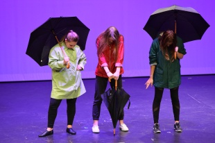 It's Raining Men, Trajectories 2017