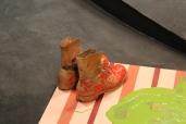 Ajax's Blood Covered Boots; Ajax (2018)